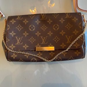 100% Authentic Louis Vuitton Favorite MM